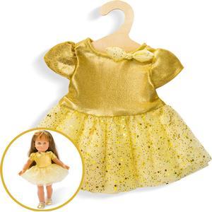 Heless Kleidungsset Sterntaler Gr. 35 - 45 cm (Gold) [Kinderspielzeug]
